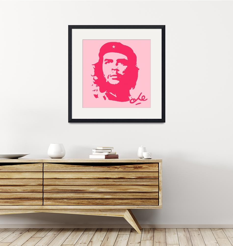 """""""Che Guevara Poster 16""""  by motionage"""