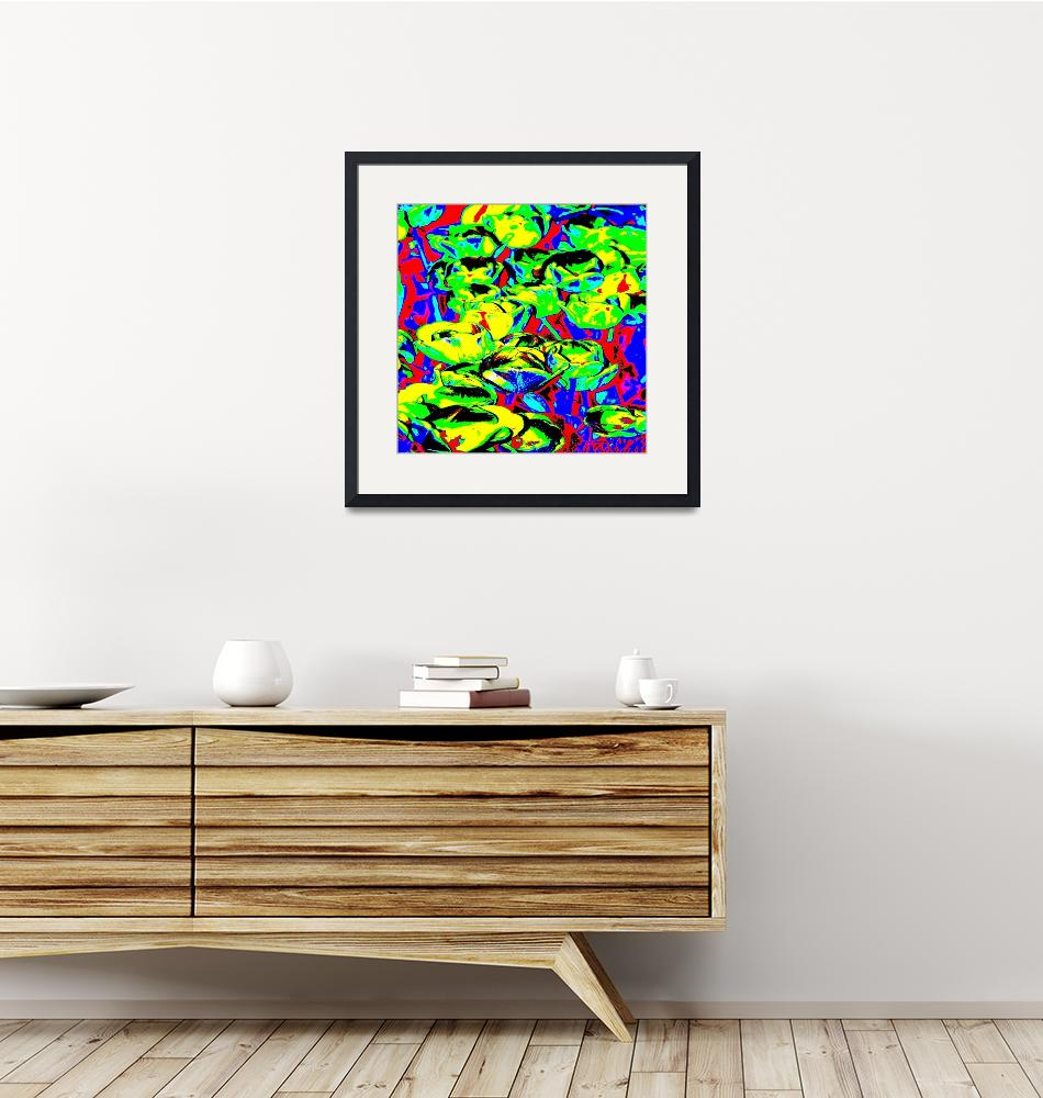 """""""""""Psychedelic Floral""""""""  (2008) by seang"""