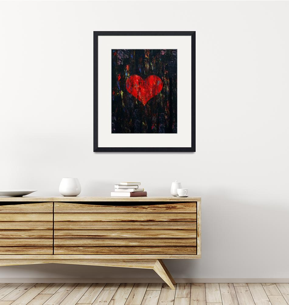 """""""Red Heart""""  by creese"""