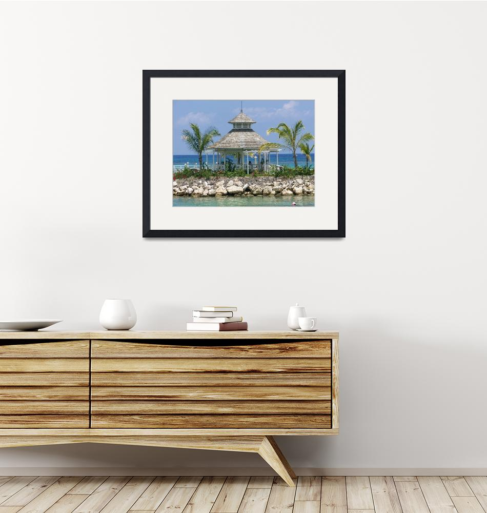 """""""Jamaican Gazebo""""  (2008) by mmimages"""