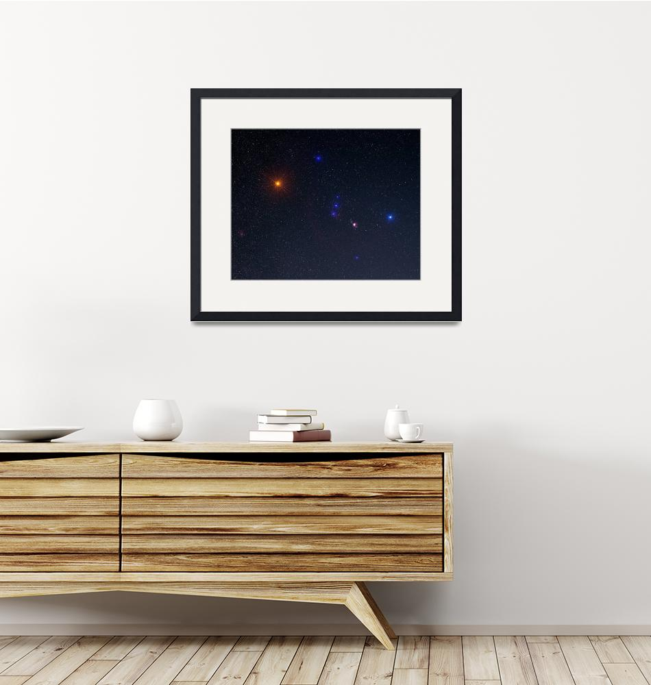 """""""Orion at 50mm"""" by cosmic_background"""