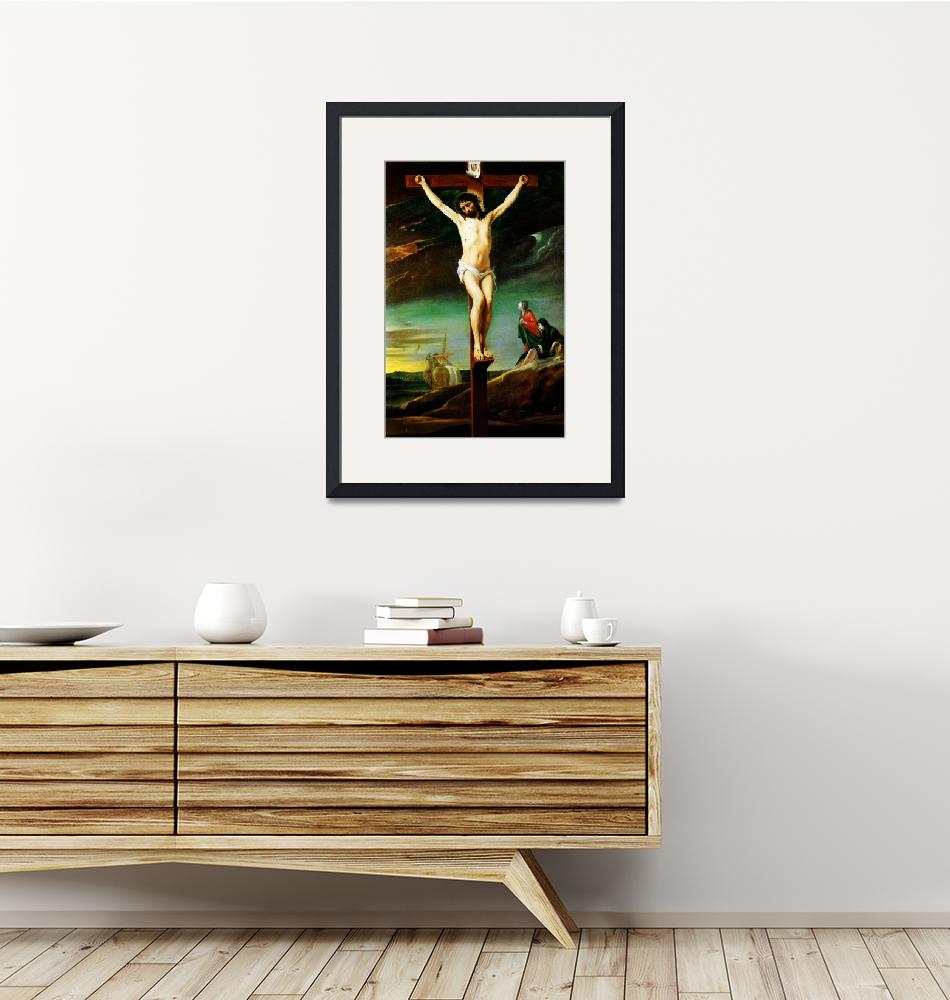"""""""christ on the cross""""  (2012) by motionage"""