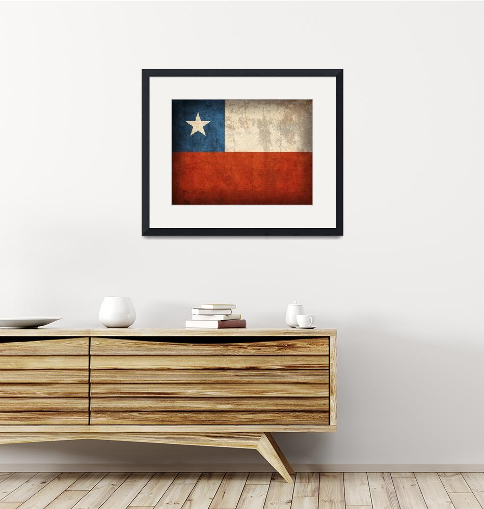 """""""Chile""""  by artlicensing"""