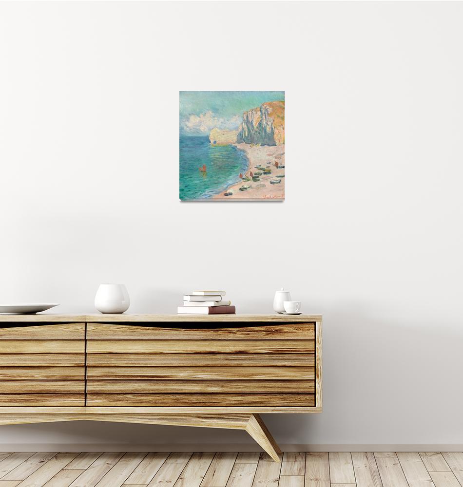 """""""The Beach & Falaise d"""