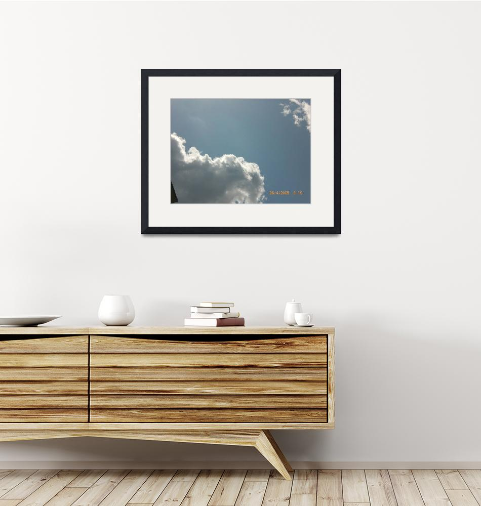 """""""Sky and Clouds""""  (2009) by jadavision"""