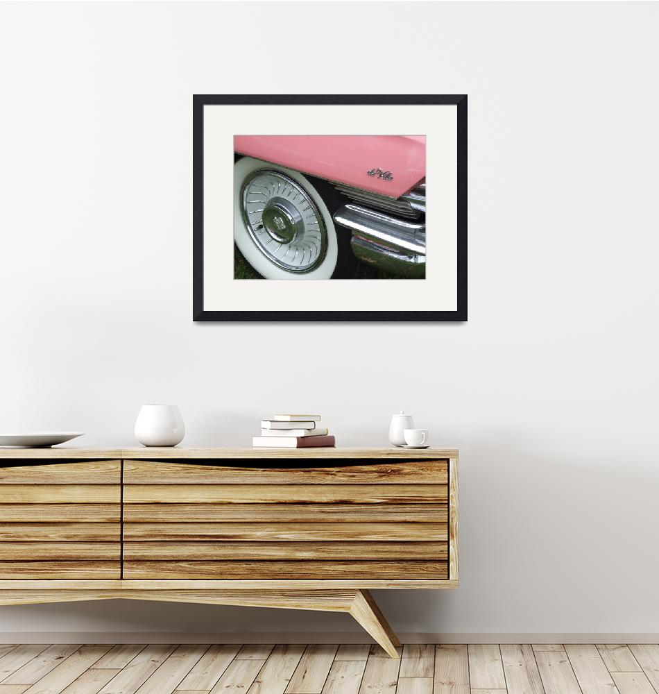 """""""Town Car White Wall Wheel""""  (2007) by Sparks68"""