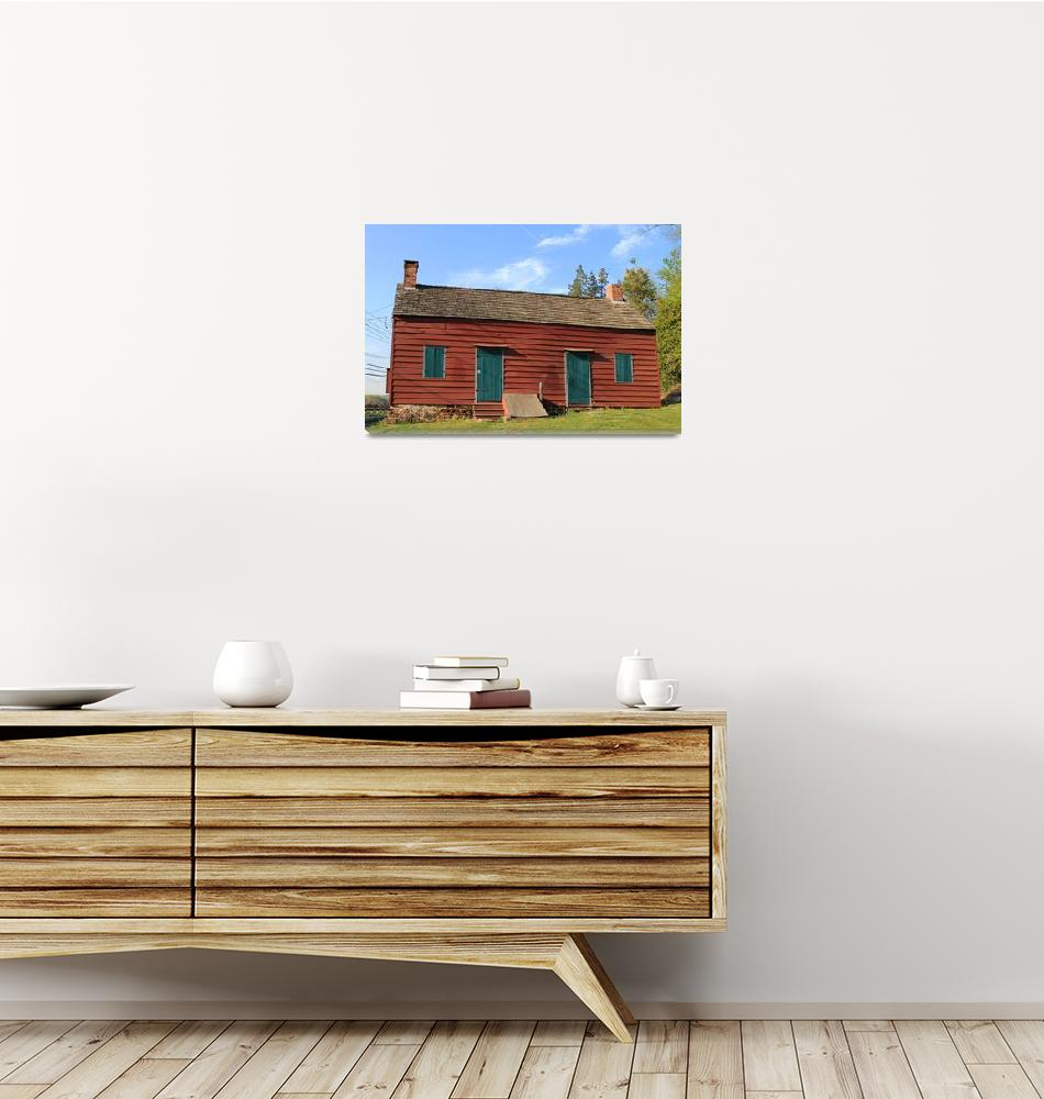 """""""Farmhouse""""  (2012) by Ffooter"""