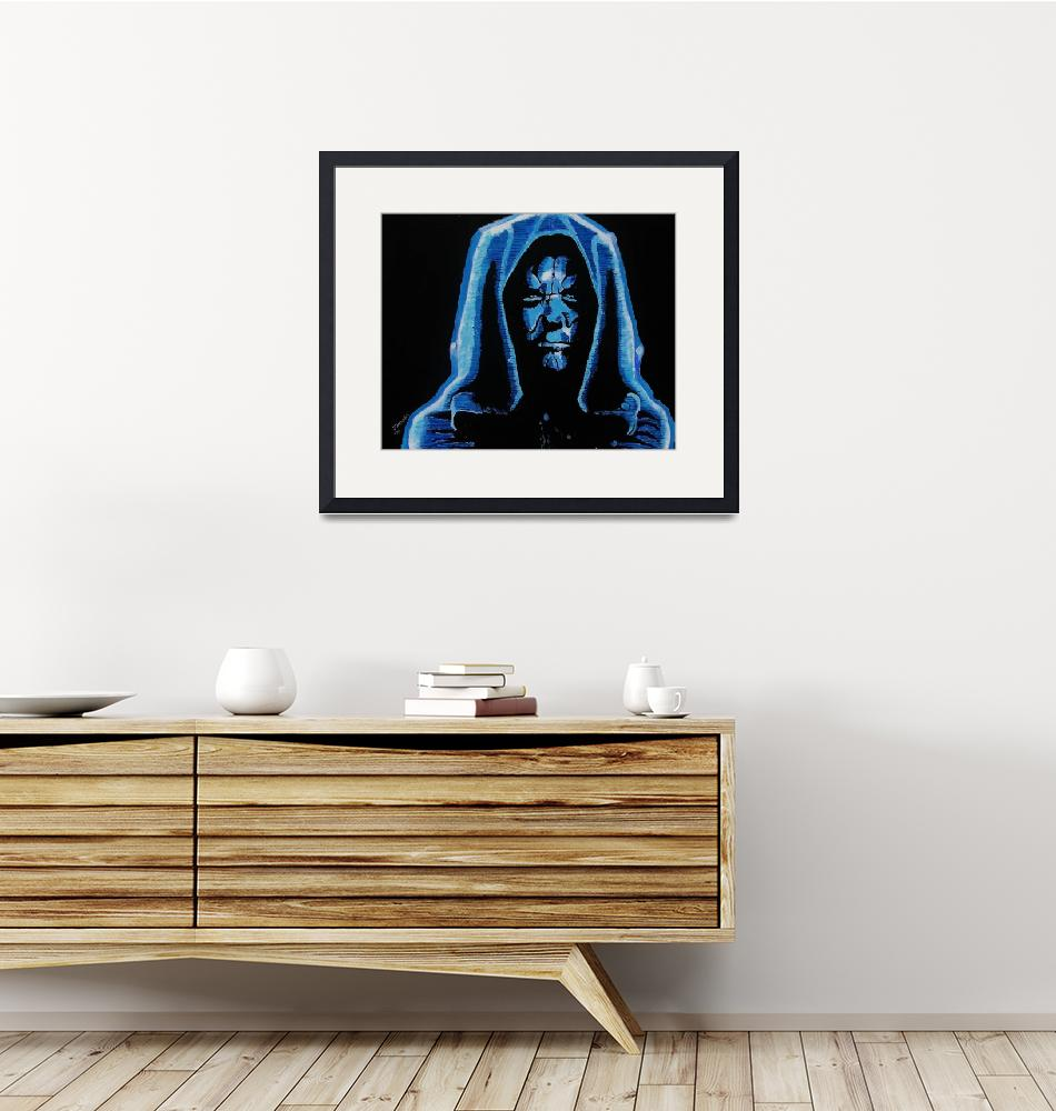"""""""Darth Maul Hologram""""  (2011) by jmoore66"""