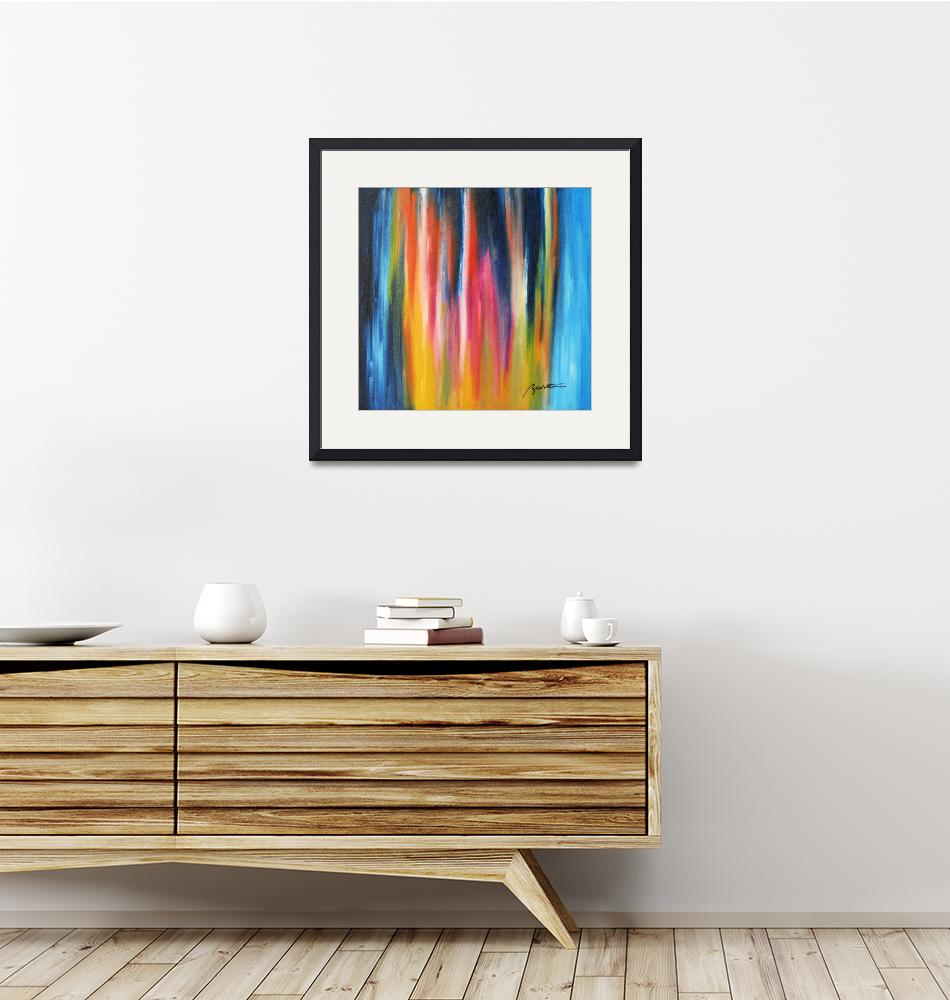 """""""Colors""""  (2010) by ryanwitterarts"""