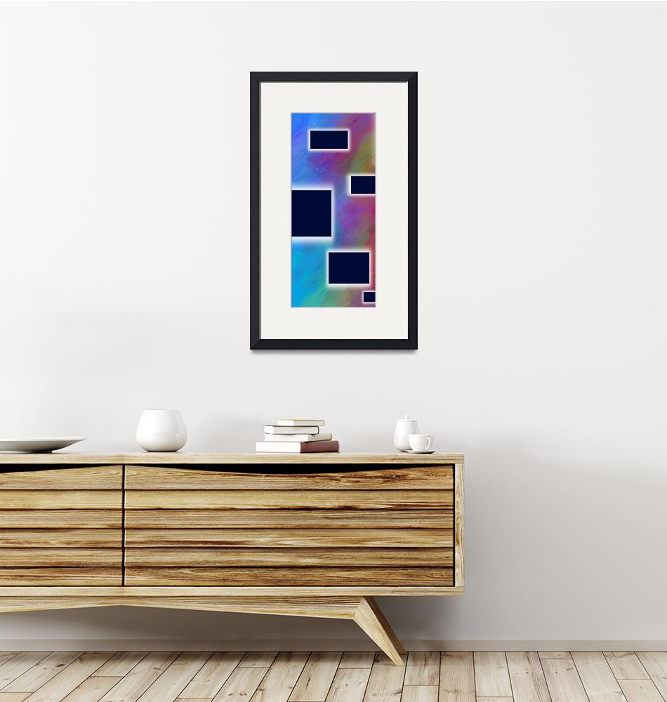 """""""For Interior Decoration 9""""  (2019) by Radiant"""