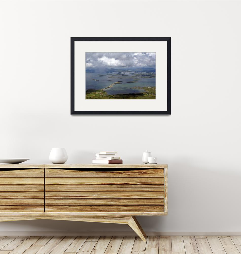 """""""Croagh Patrick 2""""  (2009) by staceybassoon"""