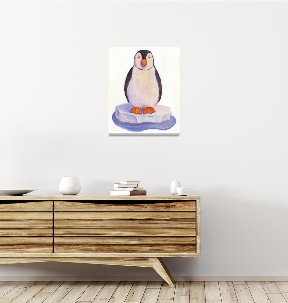 """""""Pengy by Matthew Finger""""  (2006) by MattO68"""