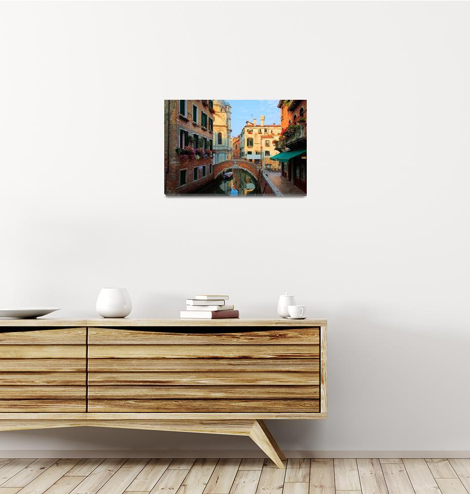"""""""Magical Venice""""  (2010) by Inge-Johnsson"""