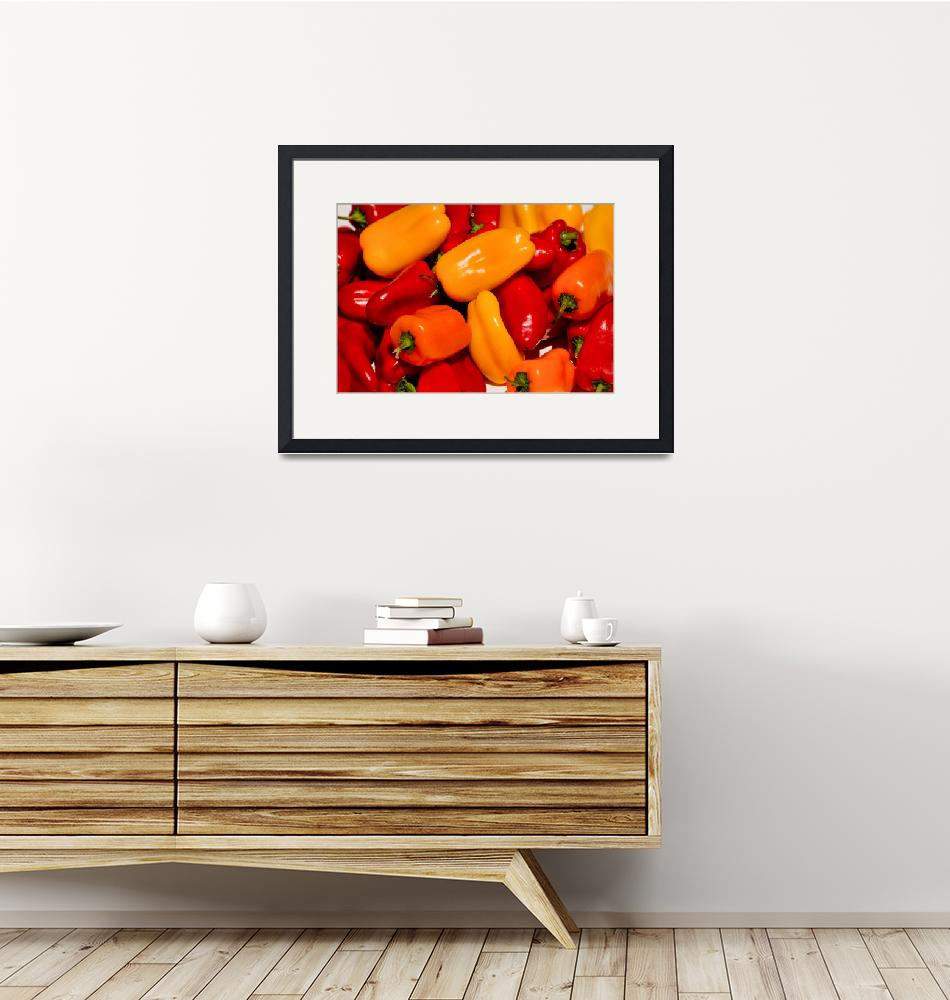 """""""Peppers""""  (2011) by patsphotos"""
