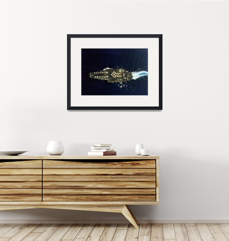 """USS ENTERPRISE (CVN 65) #46""  by iShip"