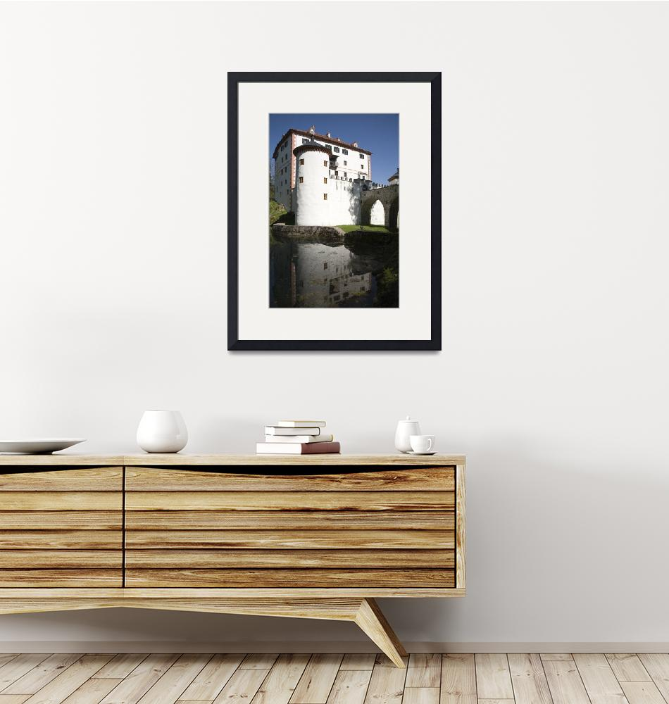"""Sneznik Castle, Slovenia""  by IanMiddletonphotography"