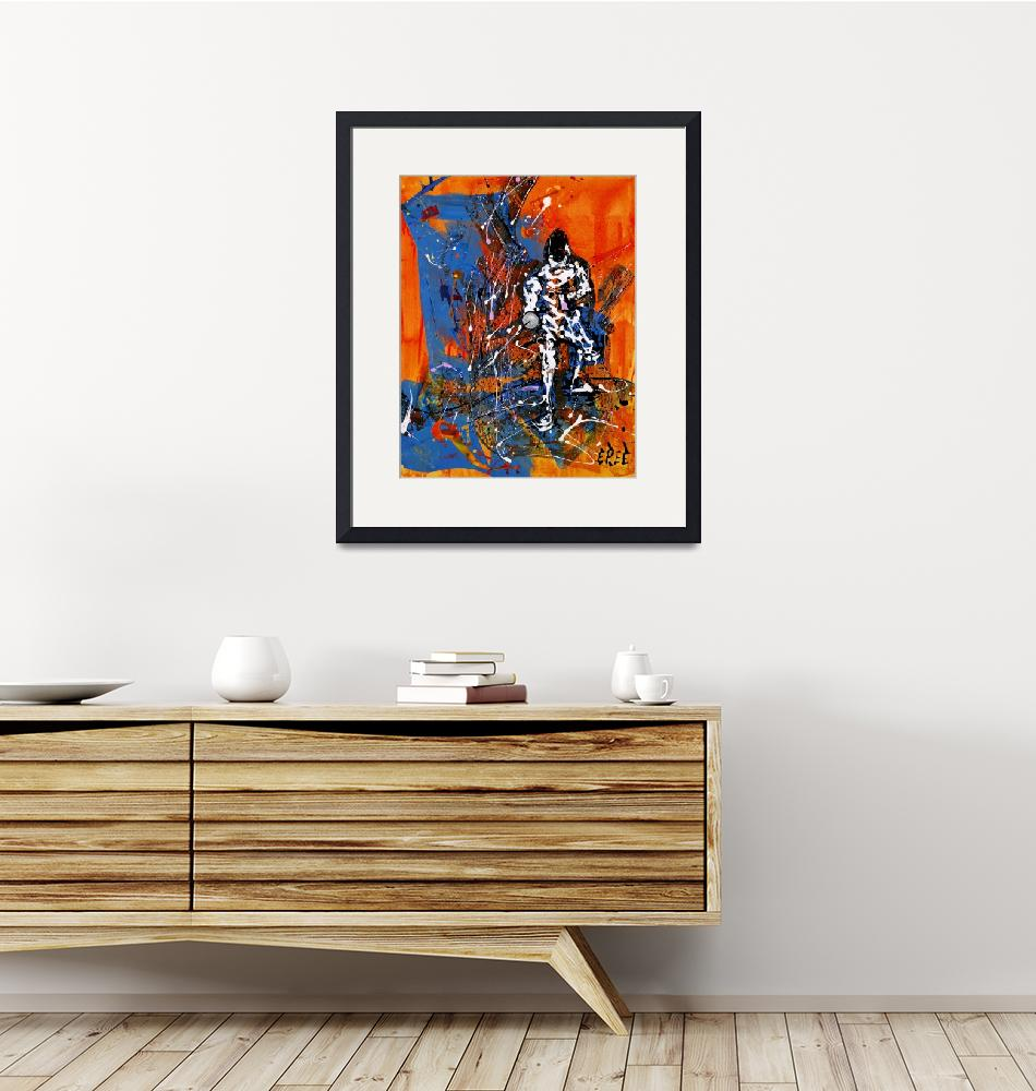 """""""""""Abstract Epee""""""""  by theswordandbrushgallery"""