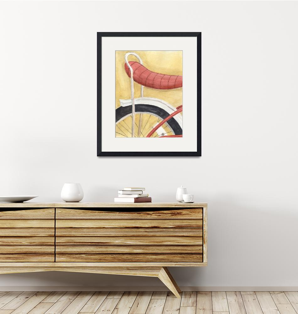 """A Bicycle with a Banana Seat""  (2006) by 1970something"
