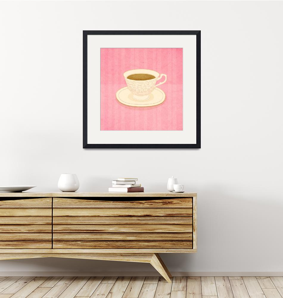 """Tea Time""  (2011) by egirldesign"