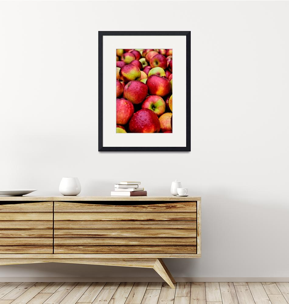 """""""An apple a day keeps the doctor away""""  by kantor"""
