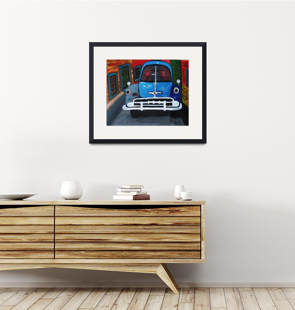 """""""Antique car""""  (2009) by cuky"""