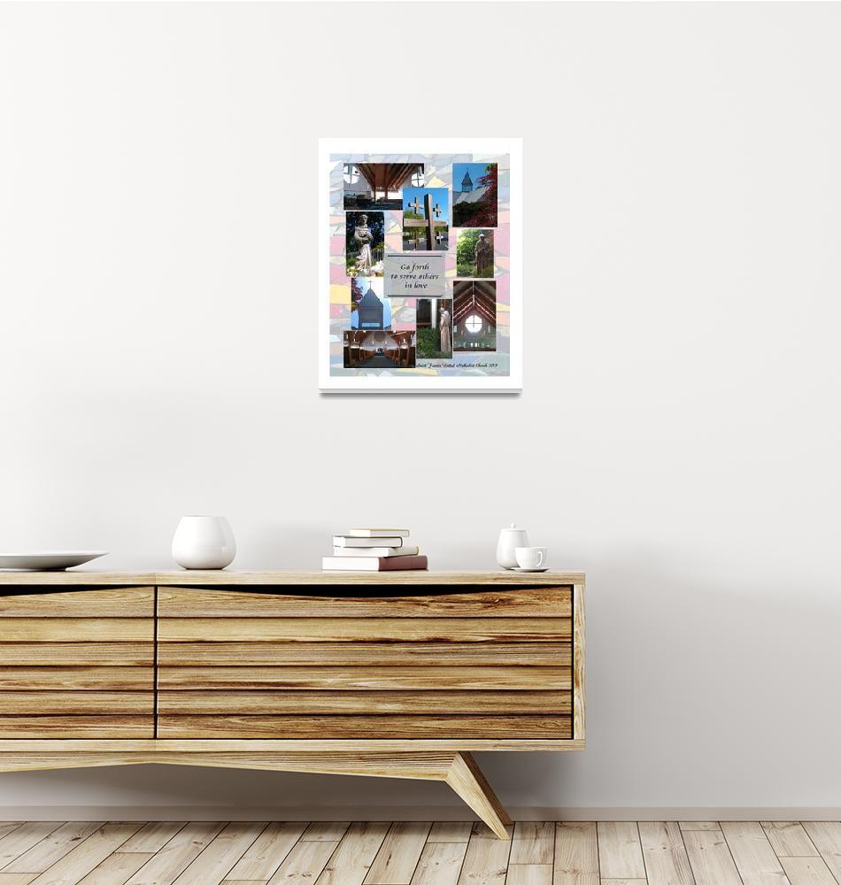 """SFUMC Collage""  by JimDukes"