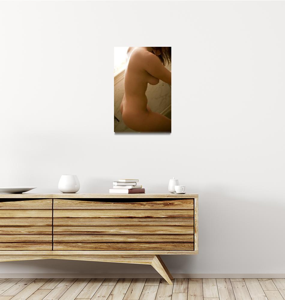 """Bath figure""  (2009) by excellenceerotic"