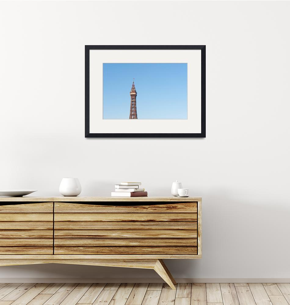 """""""Blackpool Tower""""  (2010) by maxblack"""
