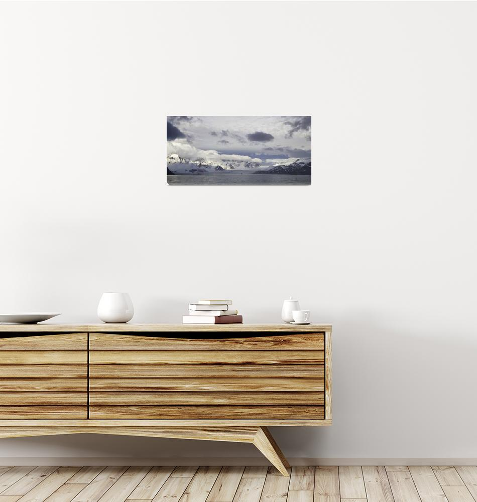 """Antarctica Panorama""  by mlenny"