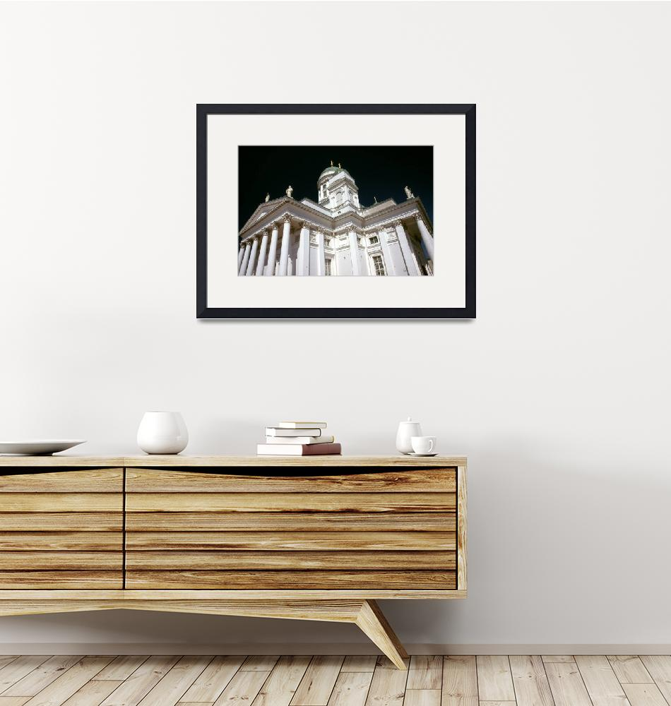 """""""Helsinki Cathedral""""  (2005) by DarenWillden"""