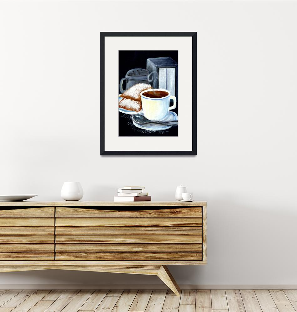 """""""CupCoffee1New2""""  by creativemoods"""
