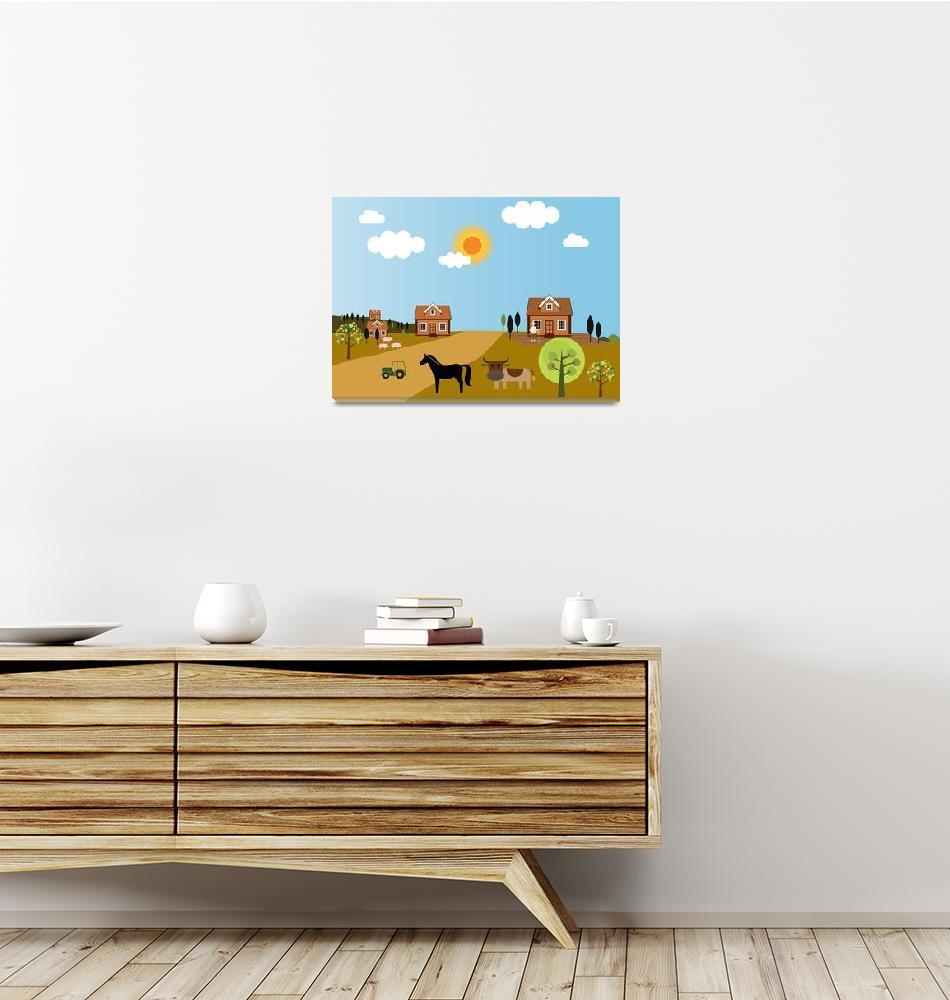 """village""  by Design4uStudio"