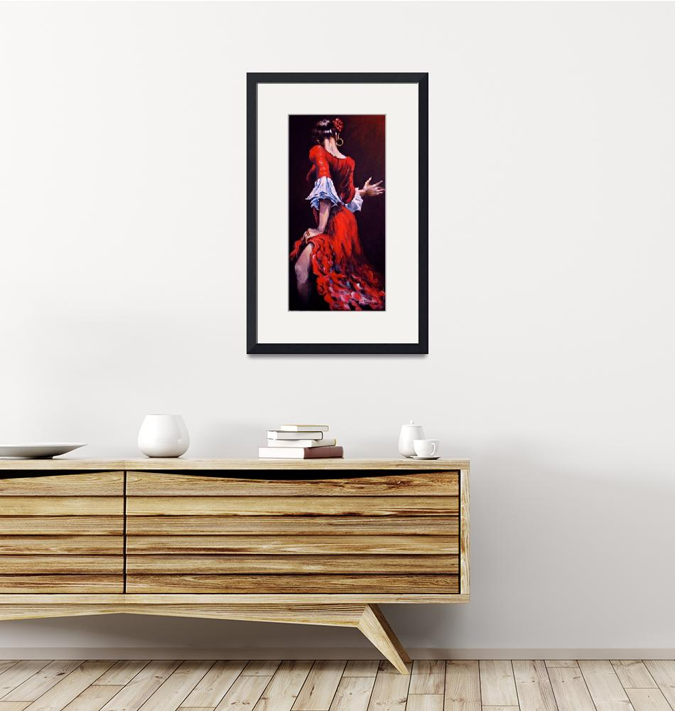 """""""Flamenco""""  (2011) by Kevinmeredith"""