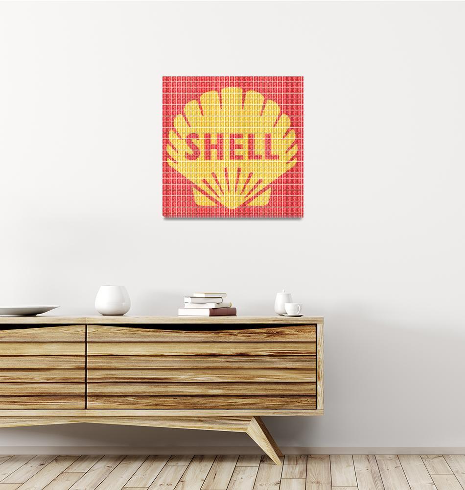 """shell""  (2015) by garyhogben"
