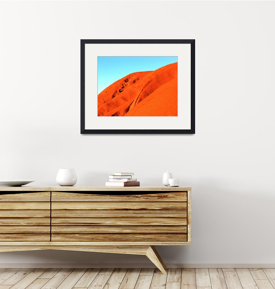 """""""Australia, Ayers Rock""""  by snaptherapy"""