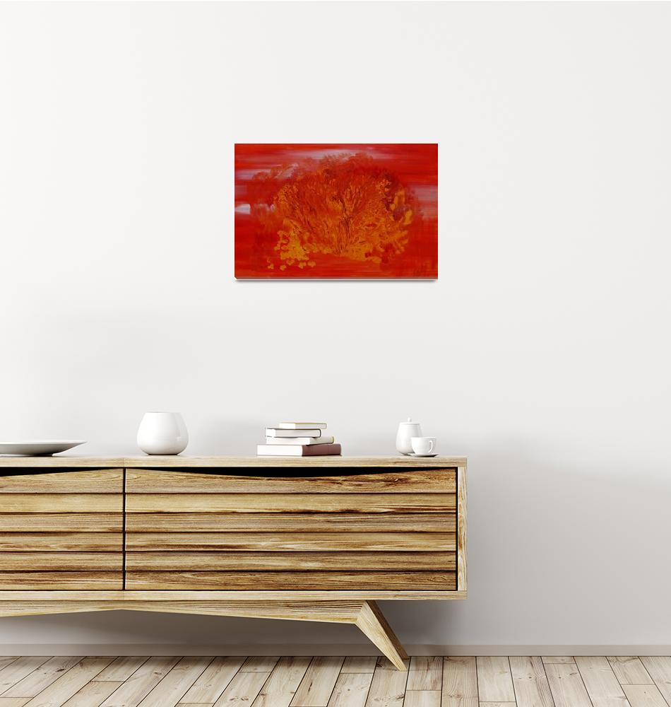 """""""The fiery brush 2""""  by Milena"""
