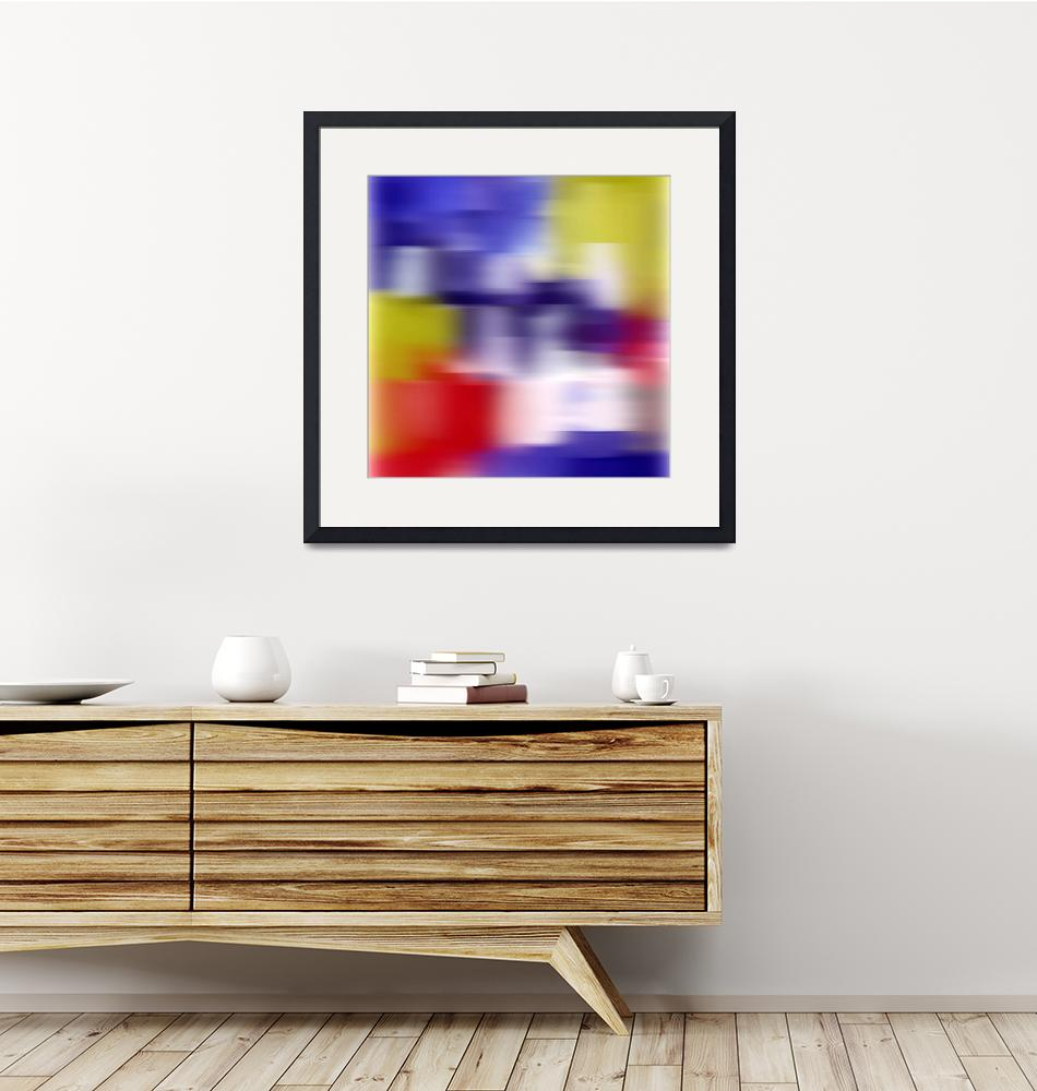 """""""Dreamy Abstract No 4F""""  by Aneri"""
