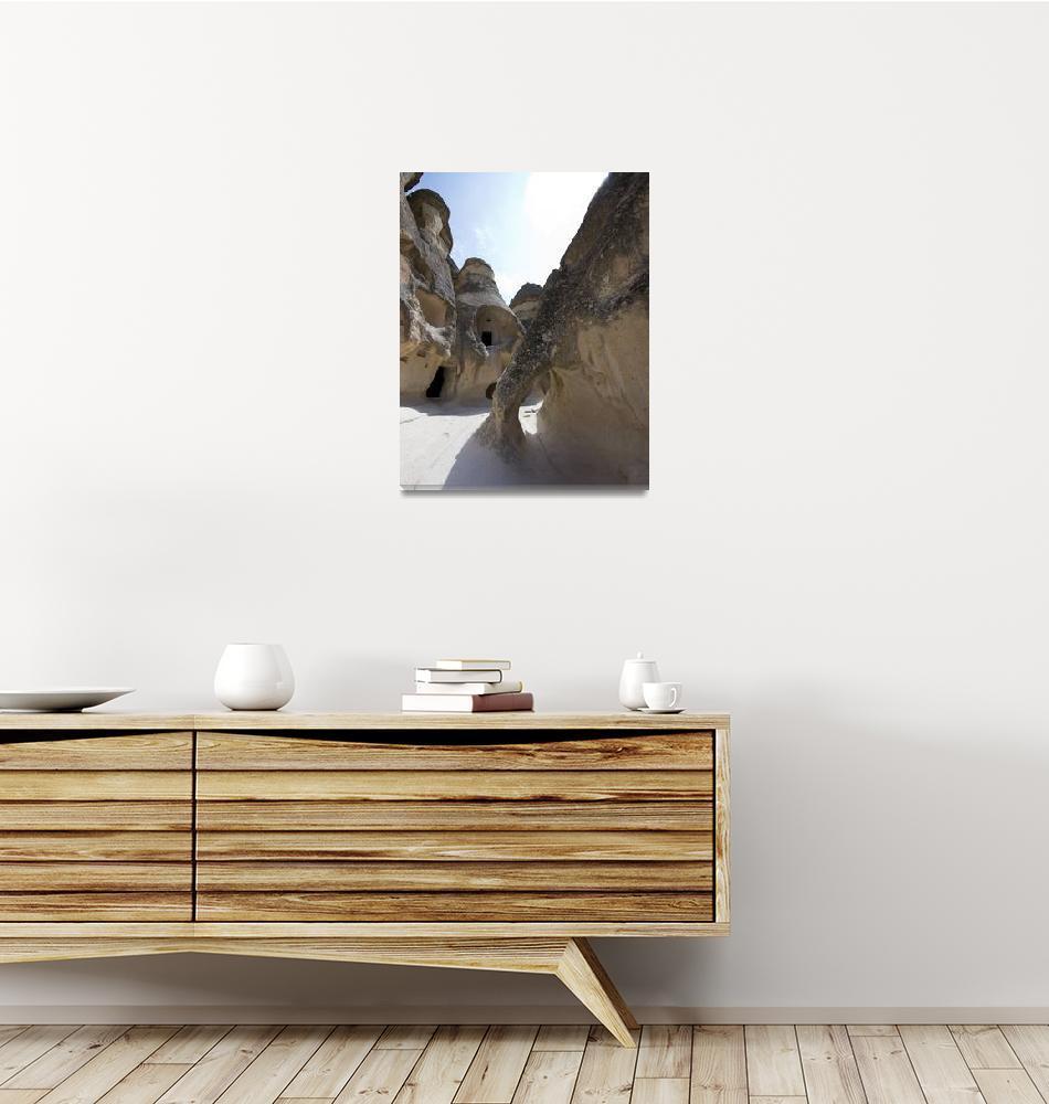 """Fairy Chimneys, Cappadocia - Turkey""  (2011) by jaredjared"