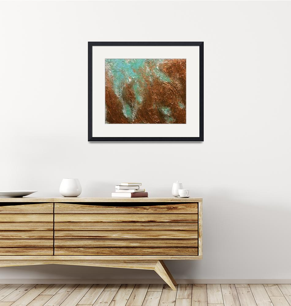 """""""Copper Calm""""  by Lowbrowartmoncton"""