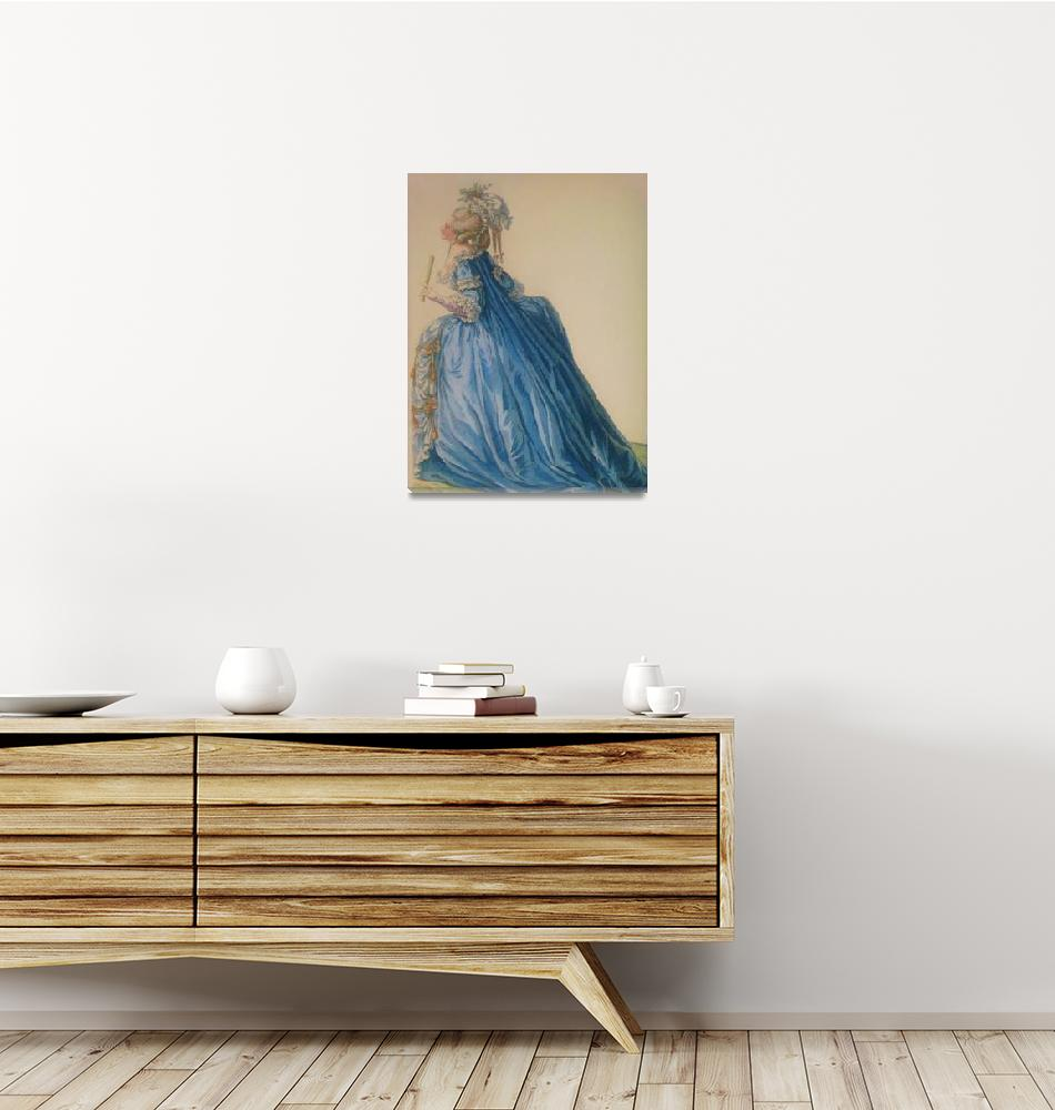 """""""Marie Antoinette Theater (GalleriaofArt.com)""""  (2006) by GalleriaofArt"""