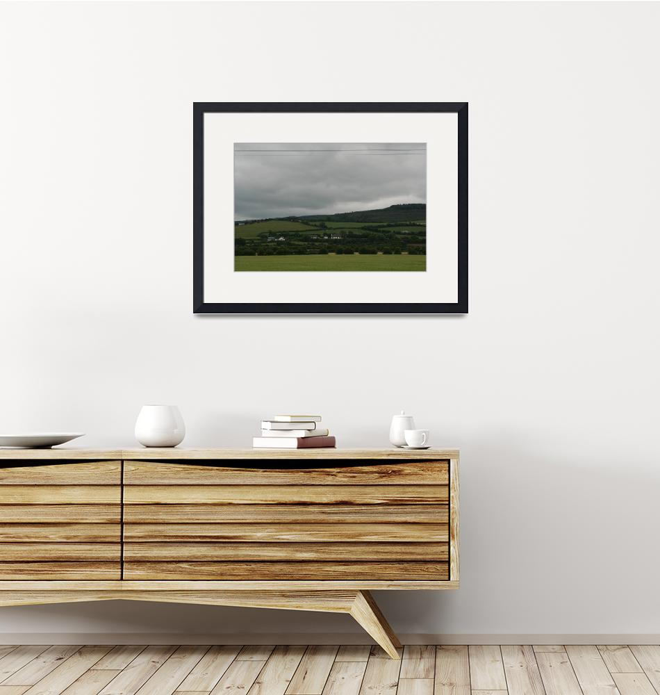 """Countryside, County Cork, Ireland""  (2007) by HopperCreative"