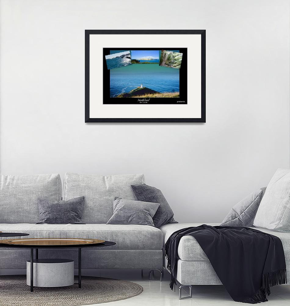 """""""Northland - Cape Reinga""""  (2010) by pixelwench"""