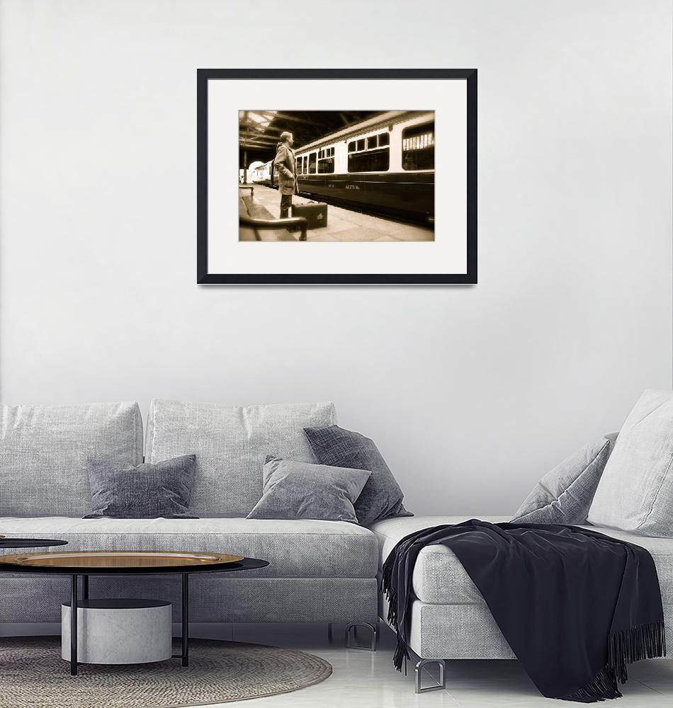 """""""Golden Age of Rail""""  (2008) by timbarton"""