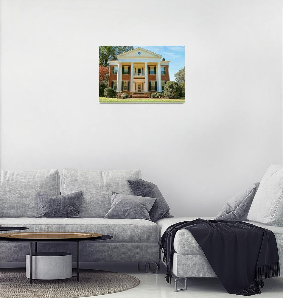 """""""Keith Mansion – Athens Tennessee""""  (2010) by patsphotos"""