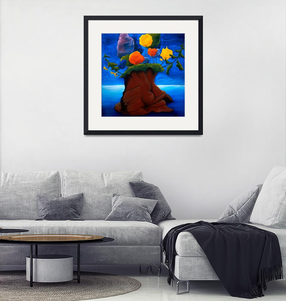 """""""The Last Haven""""  (2004) by HoedlGicleeFineArtPrints"""