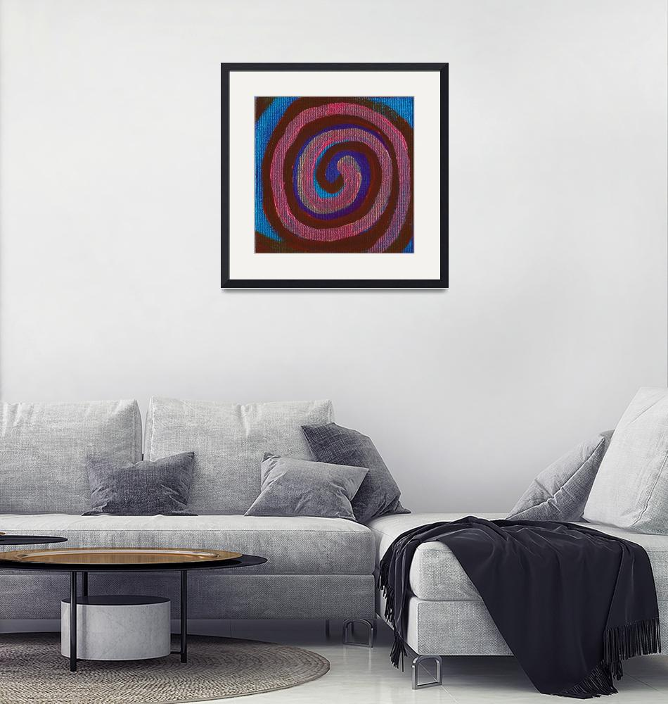 """""""Spiral"""" (2011) by TheColorElectric"""