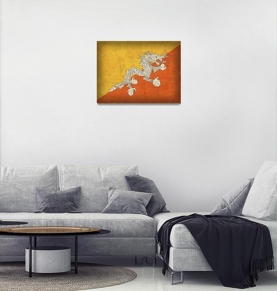 """""""Bhutan""""  by artlicensing"""