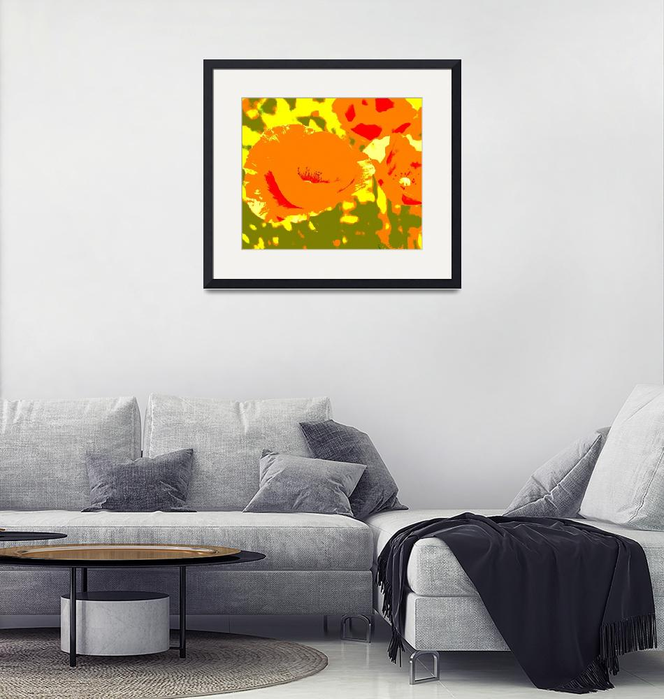 """""""Poppies""""  (2006) by fpi"""