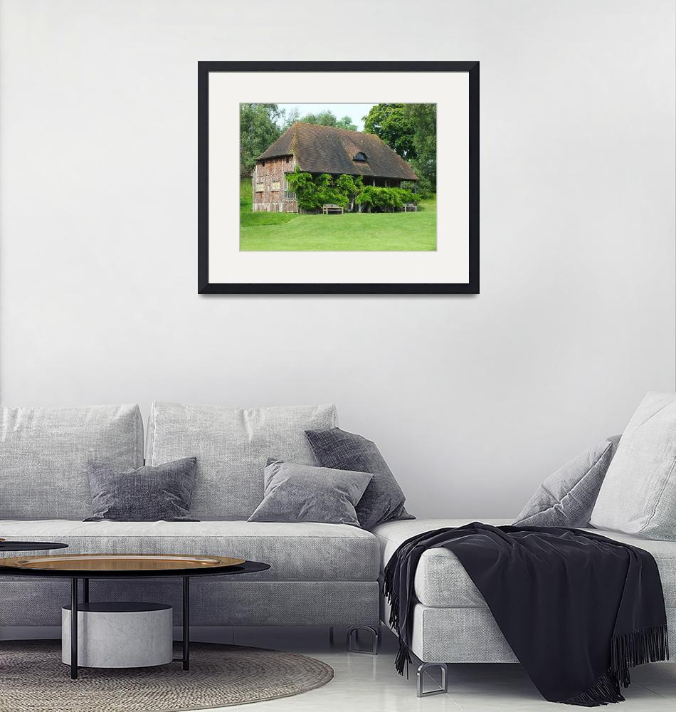 """""""old summer house""""  (2012) by martynb1"""