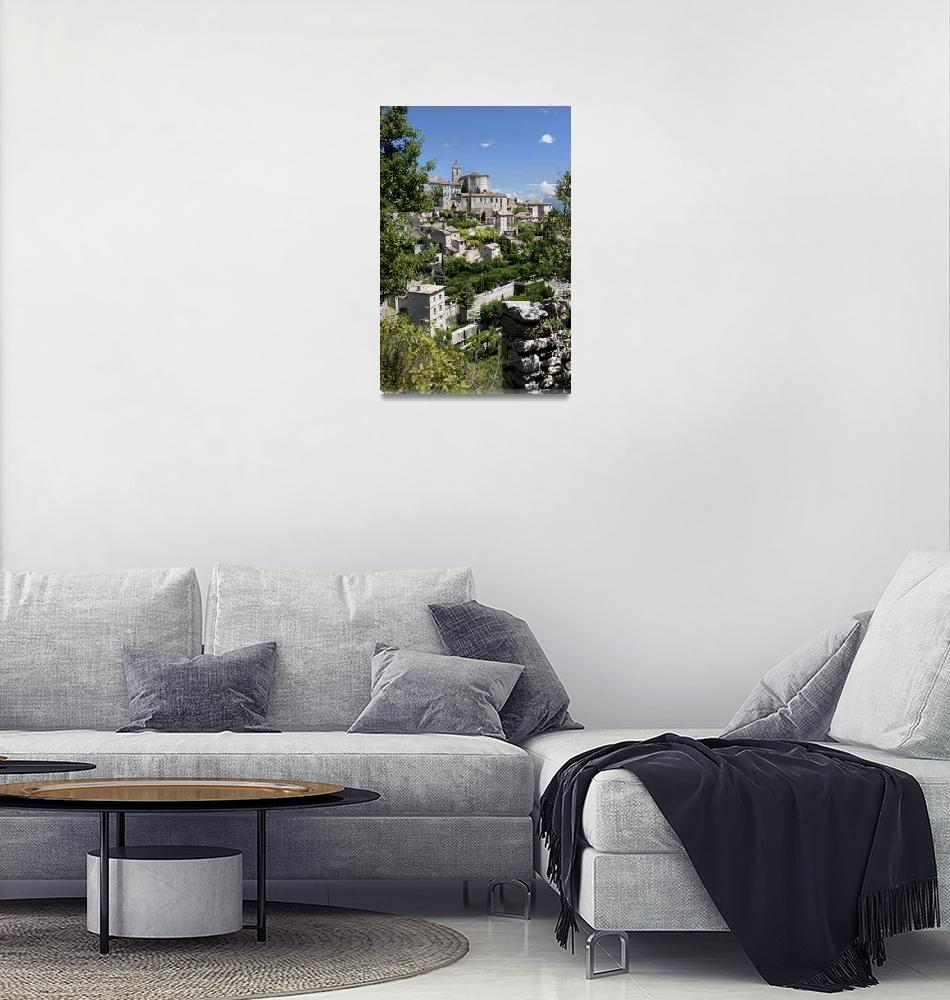 """Provence France""  (2009) by lillisphotography"